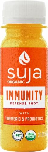 Suja Organic Immunity Defense Shot Perspective: front