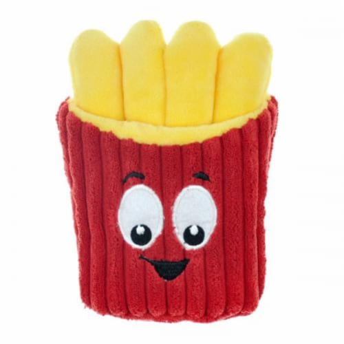 Food Junkeez Plush French Fry Small Perspective: front