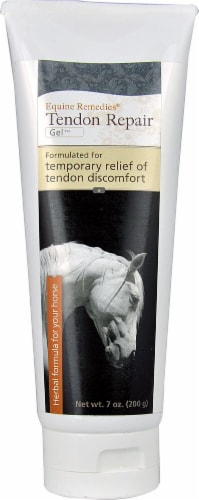 Peaceful Mountain  Equine Remedies® Tendon Repair Gel™ Perspective: front