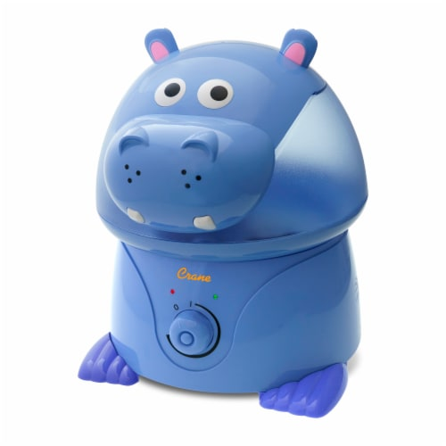 Crane Hippo Cool Mist Humidifier Perspective: front