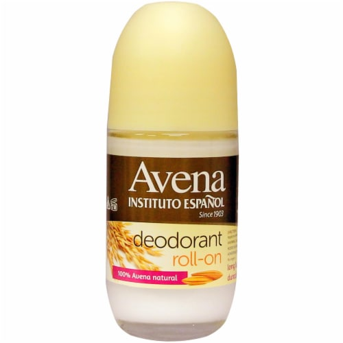 Avena Oat Roll-on Deodorant Perspective: front