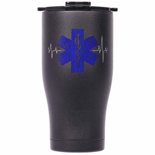 Orca 27 oz EMS Chaser Travel Cup Perspective: front