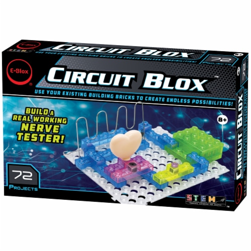 E-Blox Circuit Blox Perspective: front