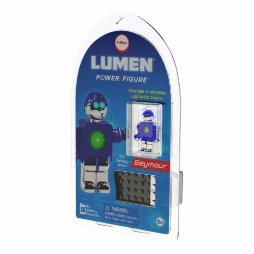 E-Blox Lumen Power Figure Perspective: front