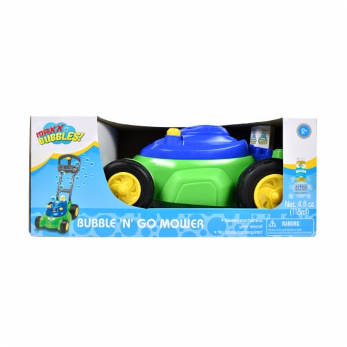 Maxx Bubbles Bubble 'N' Go Mower Perspective: front