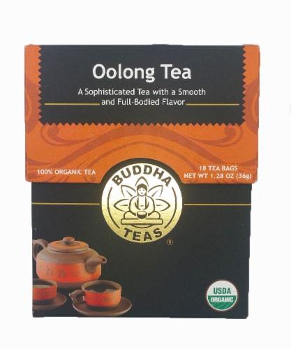 Buddha Teas Oolong Tea Perspective: front