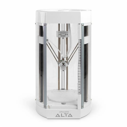 Silhouette America SIlhouette Alta 3D Printer Perspective: front
