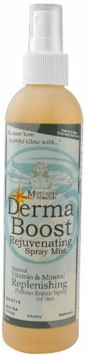 Morningstar Minerals  Derma Boost Rejuvenating Spray Mist Perspective: front