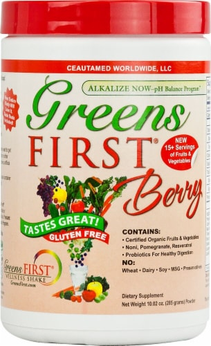 Greens First  Berry® Superfood Perspective: front