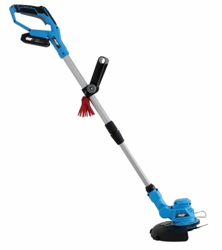 Pulsar Cordless Grass Trimmer - 10 in Perspective: front