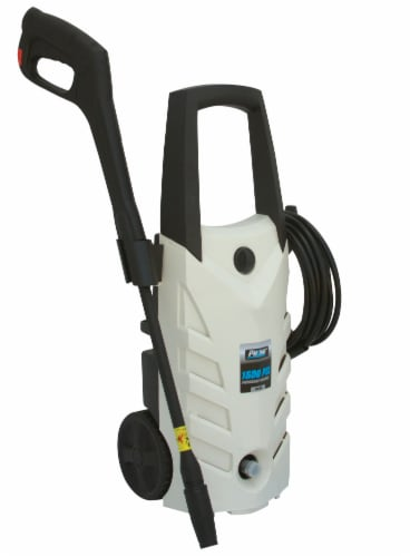 Pulsar 1600 PSI Electric Pressure Washer with Soap Bottle Perspective: front