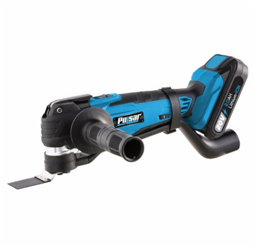 Pulsar Lithium-Ion Cordless Multi-Tool - 20V Perspective: front
