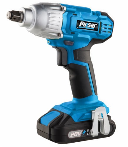 Pulsar PT28220 Cordless Impact Wrench Perspective: front
