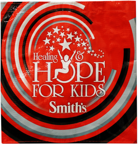 Earthwise Smith's Hope For Kids Bag - Red Perspective: front