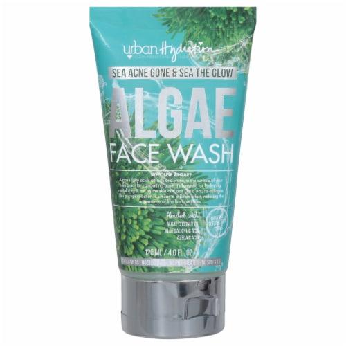 Urban Hydration Bright & Balanced Aloe Vera Leaf Face Wash Perspective: front