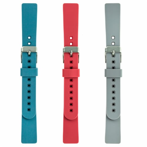 WITHit Inspire/Inspire HR Smooth Silicone Bands - Assorted Perspective: front