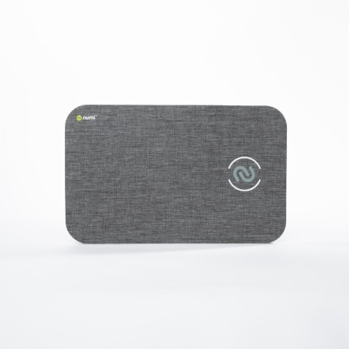 Numi 10-Watt Wireless Phone Charger Power Mouse Pad Perspective: front