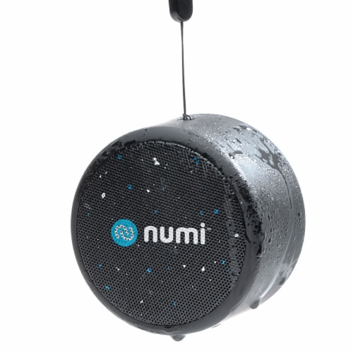 Numi Vibe MINI Wireless & Waterproof Speaker Perspective: front