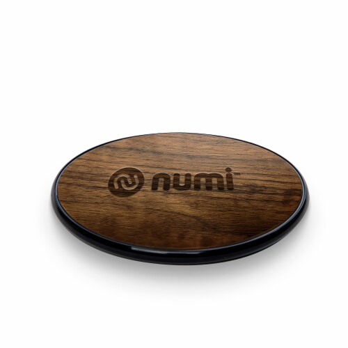 Numi Power Pad Wireless Charging Phone Pad Perspective: front