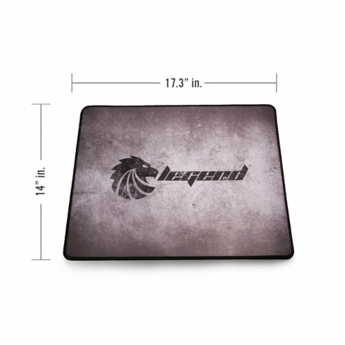 Legend Epic XL Gaming Mouse Mat Perspective: front