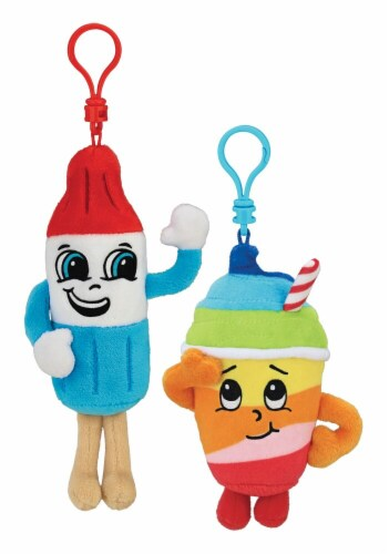 Whiffer Sniffer Apollo Freeze & Chill Bill Scented Backpack Clip Combo Pack Perspective: front