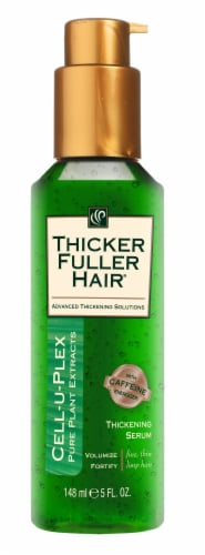 Thicker Fuller Hair® Instantly Thick Serum Perspective: front