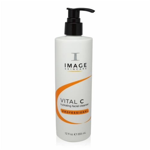 IMAGE Skincare Vital C Hydrating Facial Cleanser Perspective: front