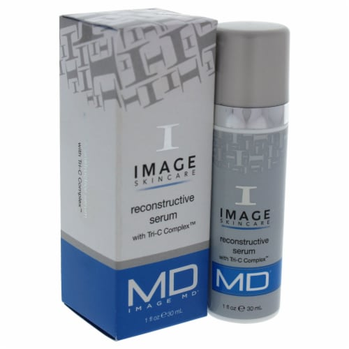 Image MD Reconstructive Serum 1 oz Perspective: front
