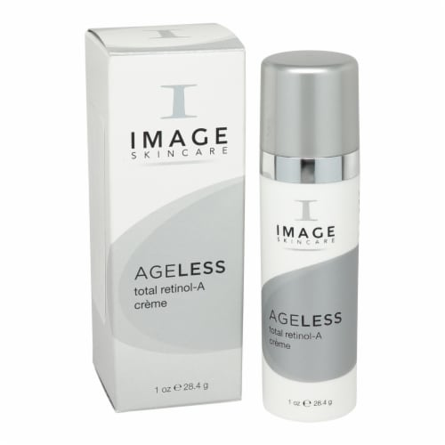 IMAGE Skincare Ageless Total Retinol-A Creme Perspective: front