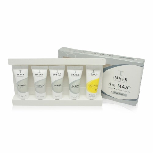 IMAGE Skincare The Max Stem Cell Facial Serum Trial Kit Perspective: front