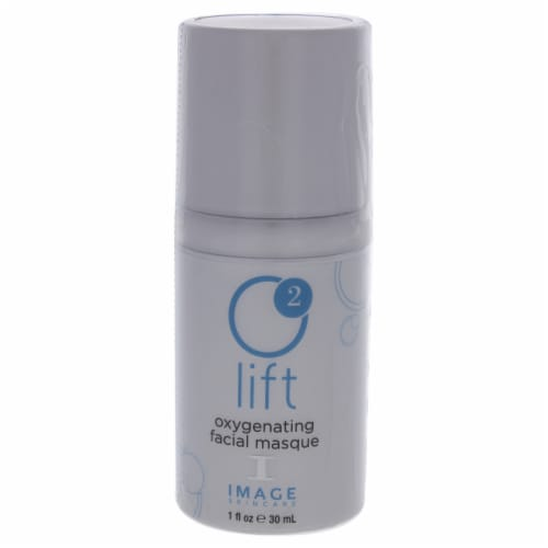 O2 Lift Oxygenating Facial Masque by Image for Unisex - 1 oz Mask Perspective: front