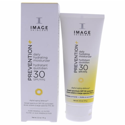 Prevention Plus Daily Hydrating Moisturizer SPF 30 Perspective: front