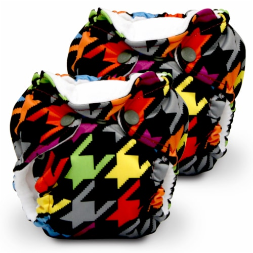 Kanga Care Lil Joey Cloth Diaper (2pk) Invader Perspective: front