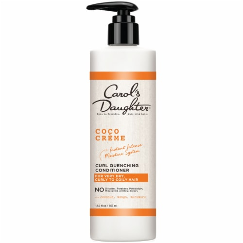 Carol's Daughter Coco Creme Curl Quenching Conditioner Perspective: front