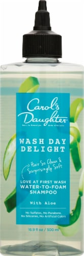 Carol's Daughter Wash Day Delight Love At First Wash Water-To-Foam Shampoo Perspective: front