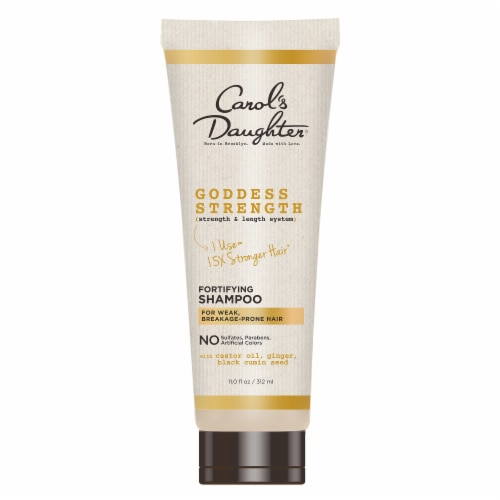Carol's Daughter Goddess Strength Fortifying Shampoo Perspective: front