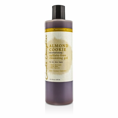 Carol's Daughter Almond Cookie SulfateFree Cleansing Gel 355ml/12oz Perspective: front