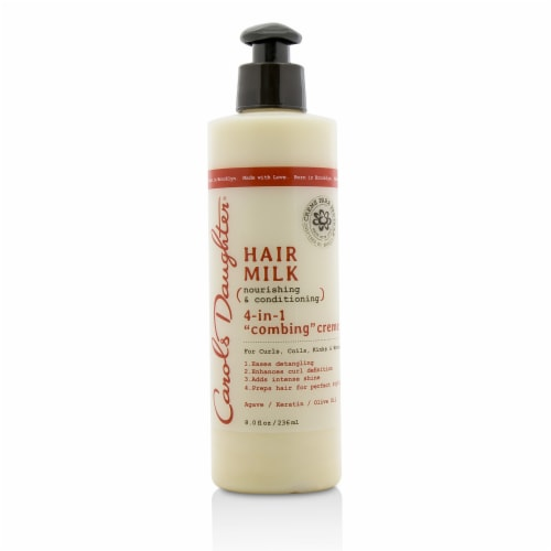 Carol's Daughter Hair Milk Nourishing & Conditioning 4in1 Combing Creme Perspective: front