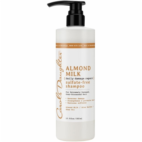 Carol's Daughter Almond Milk Sulfate-Free Shampoo Perspective: front