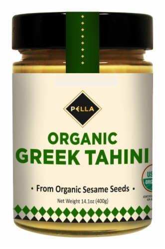 Pella Organic Greek Tahini Perspective: front