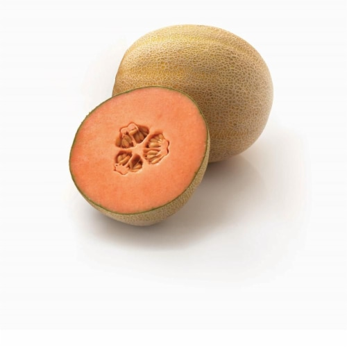 Del Monte Magnificent Cantaloupe Perspective: front