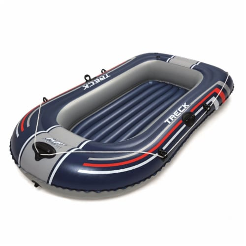 Bestway Hydro Force Treck X1 Inflatable Raft Perspective: front