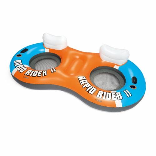 Bestway Hydro-Force Rapid Rider™ II - Orange Perspective: front