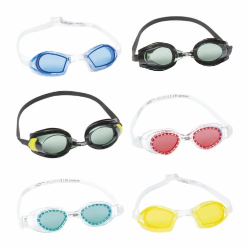 Bestway Hydro-Swim Youth Goggles - Assorted Perspective: front