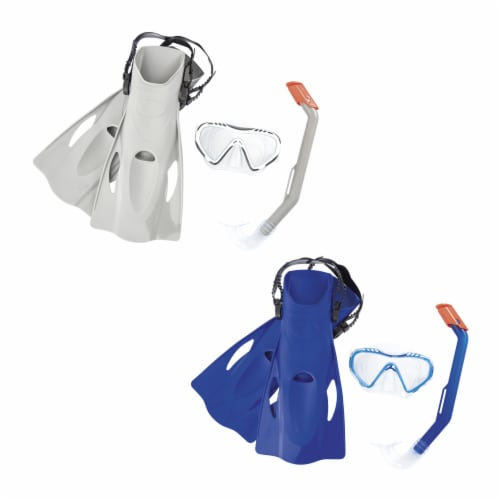 Bestway Hydro-Swim Firefish Youth Snorkel Set - Assorted Perspective: front