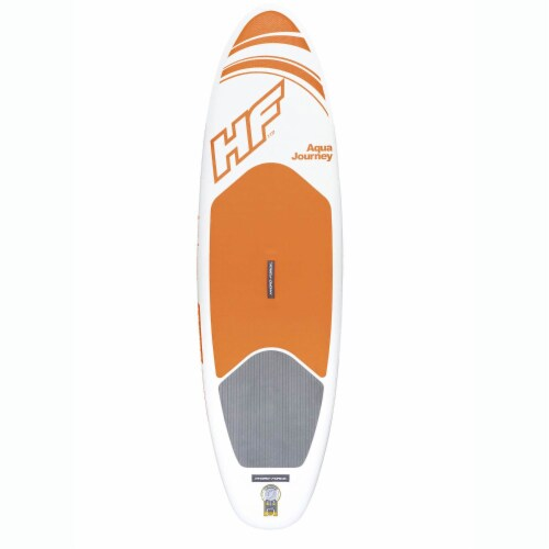 Bestway Hydro Force Inflatable Aqua Journey SUP Stand Up Paddle Board Perspective: front