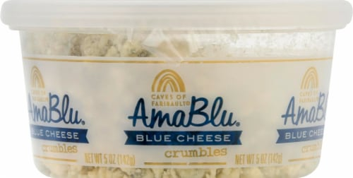 Amablu Blue Cheese Crumbles Perspective: front