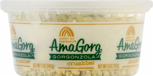 Amablu Gorgonzola Crumbles Perspective: front