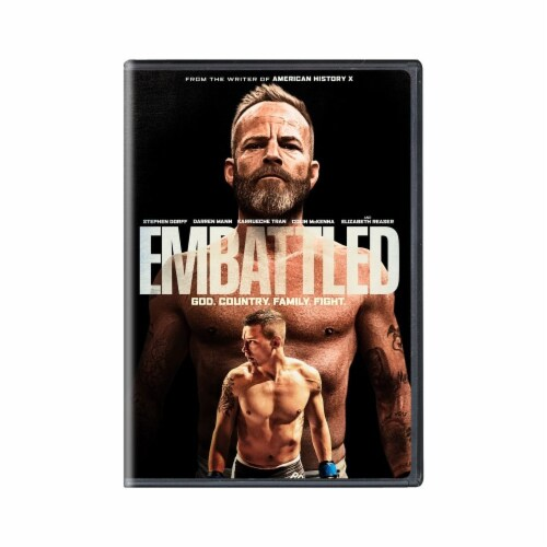 Embattled (DVD) Perspective: front