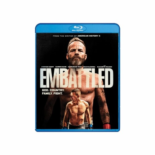 Embattled (Blu-Ray) Perspective: front